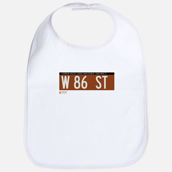 86th Street in NY Bib