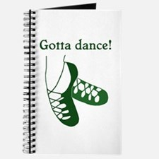 Gotta Irish Dance Journal