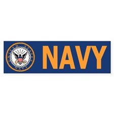 U. S. Navy <BR>Bumper Bumper Sticker