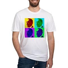 Four Obama Color Tiles Shirt