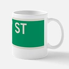 87th Street in NY Mug