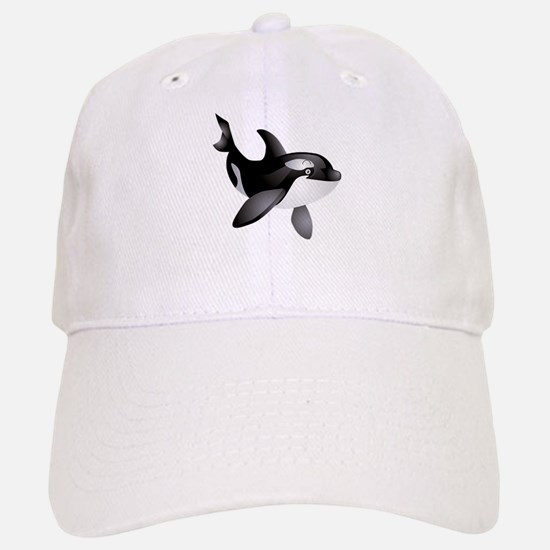 Friendly Orca Hat
