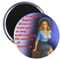 Divorcees Magnet