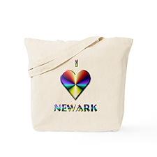 I Love Newark #6 Tote Bag