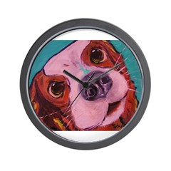 King Charles Spaniel Wall Clock