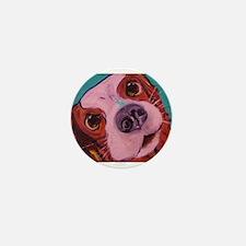 King Charles Spaniel Mini Button