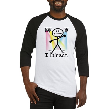 Theater Play Director Baseball Jersey