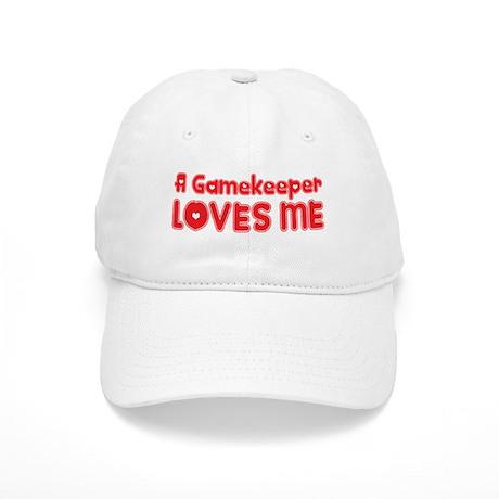 A Gamekeeper Loves Me Cap