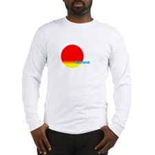 Savana Long Sleeve T-Shirt
