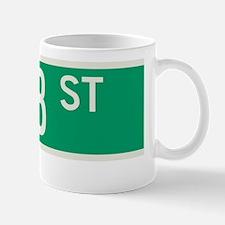 88th Street in NY Mug