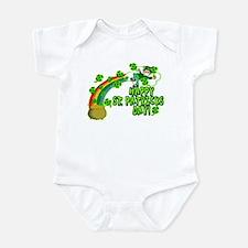 Happy St. Patrick's Day Classic Infant Bodysuit