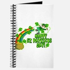 Happy St. Patrick's Day Classic Journal