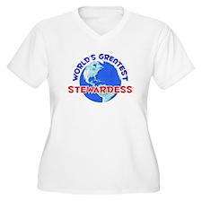 World's Greatest Stewa.. (E) T-Shirt