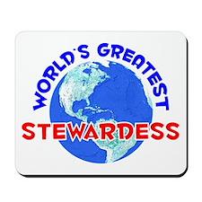 World's Greatest Stewa.. (E) Mousepad
