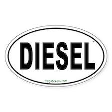 Diesel Euro Decal