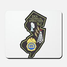 DEA NJ Techops Mousepad