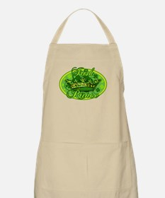 Irish Prince Crown BBQ Apron