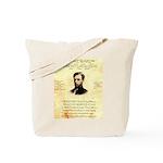 Reward Clay Allison Tote Bag