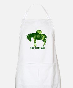 Tap That Ass Funny Beer Humor BBQ Apron