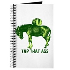 Tap That Ass Funny Beer Humor Journal