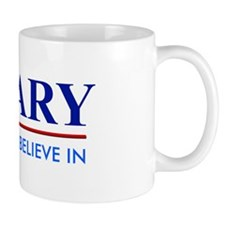 Hillary Clinton - Change we DO Believe! Mug