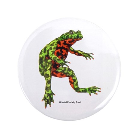 """Firebelly Toad 3.5"""" Button"""