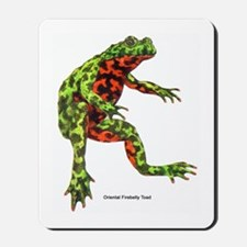 Firebelly Toad Mousepad