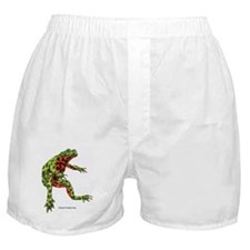 Firebelly Toad Boxer Shorts