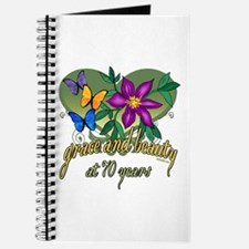 Beautiful 70th Journal