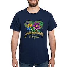 Beautiful 70th T-Shirt