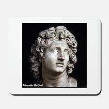 "Faces ""Alexander"" Mousepad"