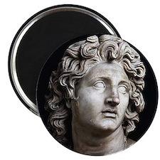 "Faces ""Alexander"" Magnet"