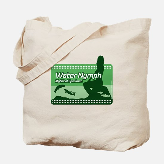 Water Nymph - Mythical Specimen Tote Bag