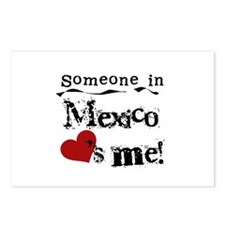 Mexico Loves Me Postcards (Package of 8)