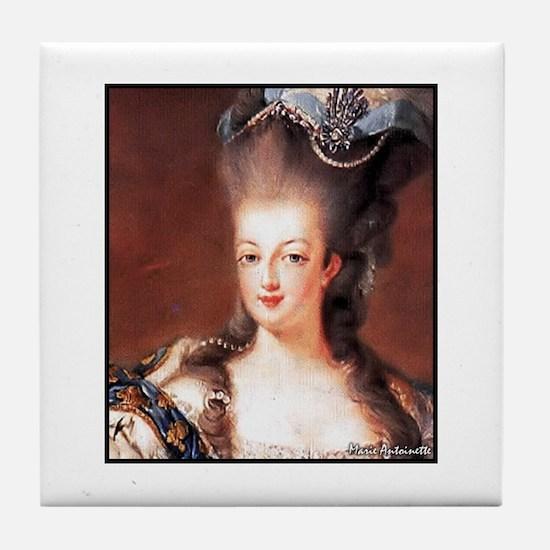 """Faces """"Antoinette"""" Tile Coaster"""