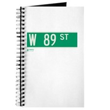 89th Street in NY Journal