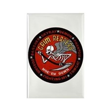 VF 101 Grim Reapers Rectangle Magnet