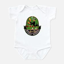 45th Fleet Adversary Squadron Infant Bodysuit
