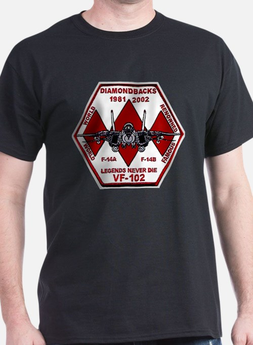 VF 102 Diamondbacks Commemorative T-Shirt