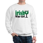 Irish Wine Girl Sweatshirt