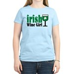 Irish Wine Girl Women's Light T-Shirt