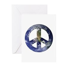 Peace on Earth design Greeting Cards (Pk of 20)