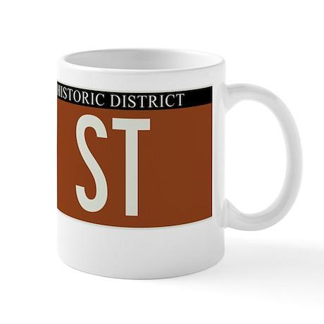 89th Street in NY Mug