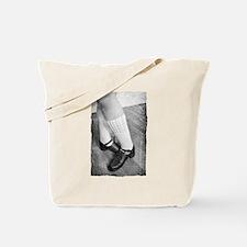 Grunge Irish Dancer Tote Bag