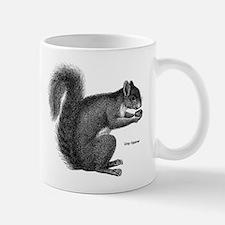 Gray Squirrel Mug