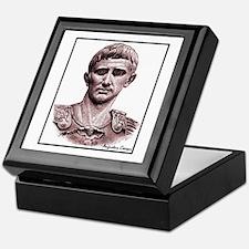"Faces ""Augustus"" Keepsake Box"
