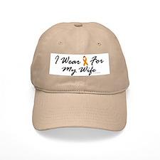 I Wear Orange For My Wife 1 Cap