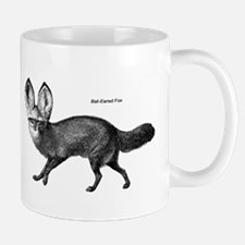 Bat-Eared Fox Mug