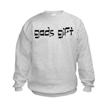 god's gift Kids Sweatshirt