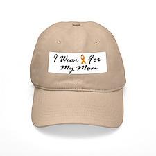 I Wear Orange For My Mom 1 Baseball Cap